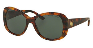 Ralph Lauren RL8144 501771 BOTTOL GREENSHINY JERRY TORTOISE