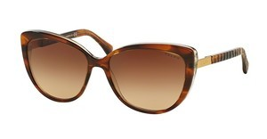 Ralph RA5185 131513 DARK BROWN GRADIENTBROWN HORN