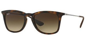 Ray-Ban RB4221 865/13 GRADIENT BROWNDARK RUBBER HAVANA