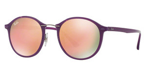 Ray-Ban RB4242 60342Y BROWN MIRROR PINKSHINY VIOLET