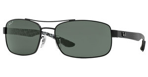 Ray-Ban RB8316 002/N5 CRYSTAL POLAR GREENBLACK