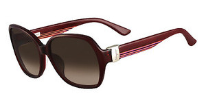 Salvatore Ferragamo SF650S 613 CRYSTAL RED