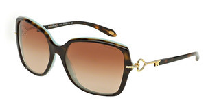 Tiffany TF4101 81343B BROWN GRADIENTHAVANA/BLUE