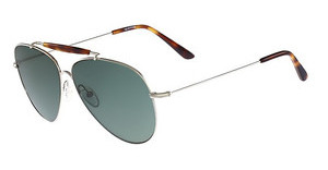 Valentino V120S 718 LIGHT GOLDSOLID GREEN