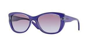 Vogue VO2844S 21518H VIOLET GRADIENTTOP CRYSTAL METALLIZED VIOLET
