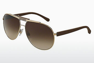 선글라스 Dolce & Gabbana OVER MOLDED RUBBER (DG2119 119013) - 금색