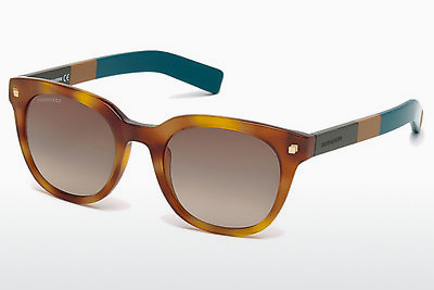 선글라스 Dsquared DQ0208 53K - 하바나, Yellow, Blond, Brown