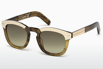 선글라스 Dsquared DQ0248 59P - 뿔, Beige, Brown