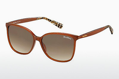 선글라스 Max Mara MM LIGHT I BVE/JD - Leopard, 갈색
