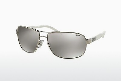 선글라스 Polo PH3053 90018V - Silver-mirror-silver