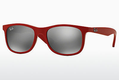 선글라스 Ray-Ban Junior RJ9062S 70156G - 적색