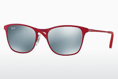 선글라스 Ray-Ban Junior RJ9539S 256/30 - 적색