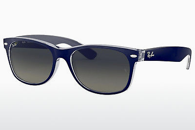 선글라스 Ray-Ban NEW WAYFARER (RB2132 605371) - 청색