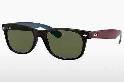 선글라스 Ray-Ban NEW WAYFARER (RB2132 6182) - 검은색