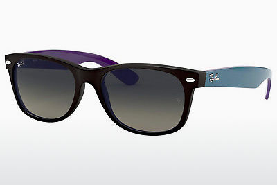 선글라스 Ray-Ban NEW WAYFARER (RB2132 618371) - 검은색