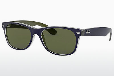 선글라스 Ray-Ban NEW WAYFARER (RB2132 6188) - 청색