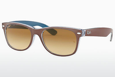 선글라스 Ray-Ban NEW WAYFARER (RB2132 618985) - 갈색