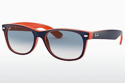 선글라스 Ray-Ban NEW WAYFARER (RB2132 789/3F) - 청색
