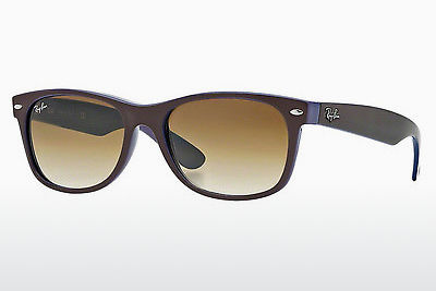 선글라스 Ray-Ban NEW WAYFARER (RB2132 874/51) - 갈색