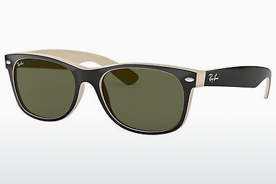 선글라스 Ray-Ban NEW WAYFARER (RB2132 875) - 검은색
