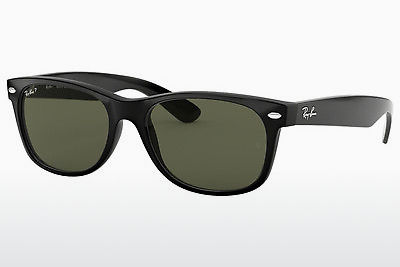 선글라스 Ray-Ban NEW WAYFARER (RB2132 901/58) - 검은색