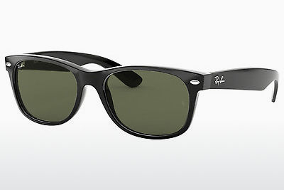 선글라스 Ray-Ban NEW WAYFARER (RB2132 901) - 검은색