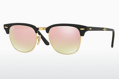 선글라스 Ray-Ban CLUBMASTER FOLDING (RB2176 901S7O) - 검은색
