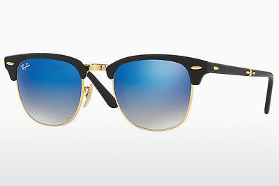 선글라스 Ray-Ban CLUBMASTER FOLDING (RB2176 901S7Q) - 검은색