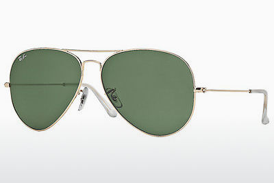 선글라스 Ray-Ban AVIATOR LARGE METAL (RB3025 001) - 금색