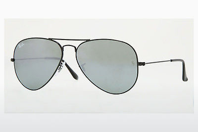 선글라스 Ray-Ban Aviator Large Metal (RB3025 002/40) - 검은색
