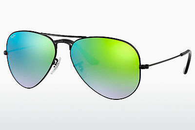 선글라스 Ray-Ban AVIATOR LARGE METAL (RB3025 002/4J) - 검은색