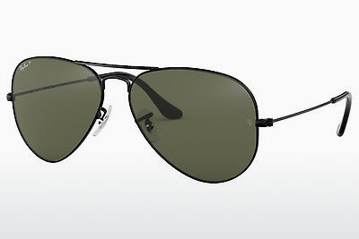선글라스 Ray-Ban AVIATOR LARGE METAL (RB3025 002/58) - 검은색