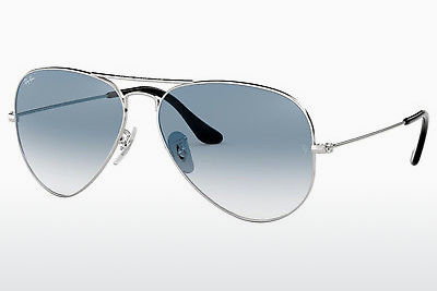 선글라스 Ray-Ban AVIATOR LARGE METAL (RB3025 003/3F) - 은색