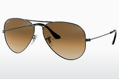 선글라스 Ray-Ban AVIATOR LARGE METAL (RB3025 004/51) - 회색, 포금