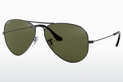 선글라스 Ray-Ban AVIATOR LARGE METAL (RB3025 004/58) - 회색, 포금