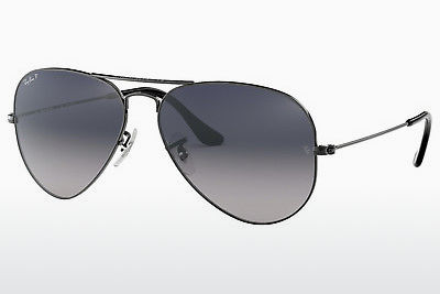 선글라스 Ray-Ban AVIATOR LARGE METAL (RB3025 004/78) - 회색, 포금