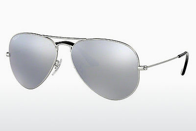 선글라스 Ray-Ban AVIATOR LARGE METAL (RB3025 019/W3) - 은색
