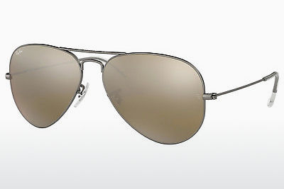 선글라스 Ray-Ban AVIATOR LARGE METAL (RB3025 029/30) - 회색, 포금
