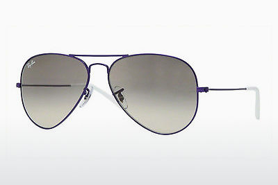 선글라스 Ray-Ban AVIATOR LARGE METAL (RB3025 087/32) - 회색, 보라색