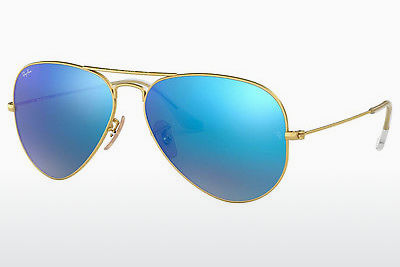 선글라스 Ray-Ban AVIATOR LARGE METAL (RB3025 112/17) - 금색