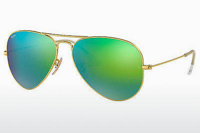 선글라스 Ray-Ban AVIATOR LARGE METAL (RB3025 112/19) - 금색