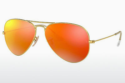 선글라스 Ray-Ban AVIATOR LARGE METAL (RB3025 112/4D) - 금색