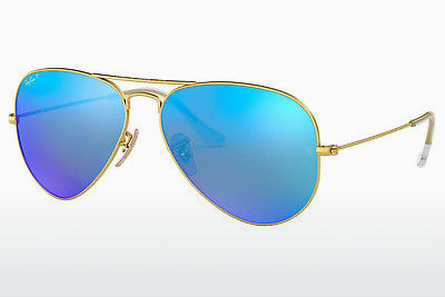 선글라스 Ray-Ban AVIATOR LARGE METAL (RB3025 112/4L) - 금색