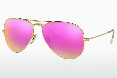선글라스 Ray-Ban AVIATOR LARGE METAL (RB3025 112/4T) - 금색