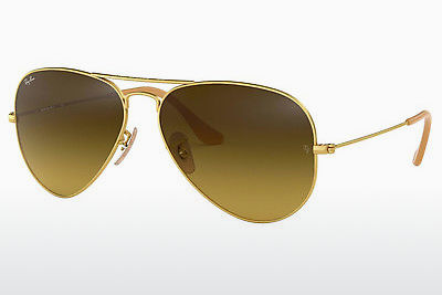 선글라스 Ray-Ban AVIATOR LARGE METAL (RB3025 112/85) - 금색