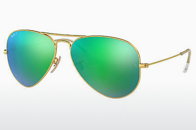선글라스 Ray-Ban AVIATOR LARGE METAL (RB3025 112/P9) - 금색