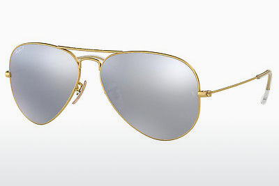 선글라스 Ray-Ban AVIATOR LARGE METAL (RB3025 112/W3) - 금색