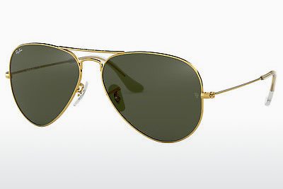 선글라스 Ray-Ban AVIATOR LARGE METAL (RB3025 L0205) - 금색