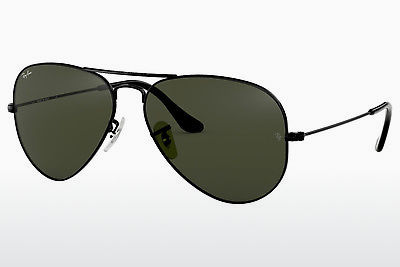 선글라스 Ray-Ban AVIATOR LARGE METAL (RB3025 L2823) - 검은색