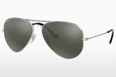 선글라스 Ray-Ban AVIATOR LARGE METAL (RB3025 W3277) - 은색